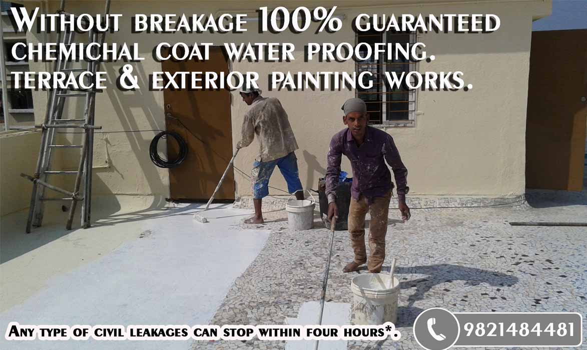 Best Waterproofing Contractors In Goregaon
